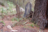 Picture relating to Walhalla - titled 'Walhalla cemetery'