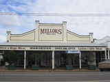 Picture relating to Gayndah - titled 'Gayndah - Mellors Store'