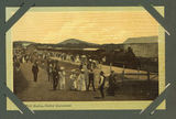 Picture of / about 'Emu Park' Queensland - Passengers at the Emu Park Railway Station near Rockhampton