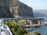 Picture relating to Clifton - titled 'Clifton - Coal Cliff: Sea Cliff Bridge'