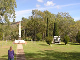 Picture relating to Mount Morgan - titled 'Mount Morgan ANZAC Park'