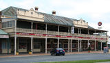 Picture relating to Junee - titled 'Junee Hotel'