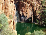 Picture relating to Millstream-Chichester National Park - titled 'Python Pool'