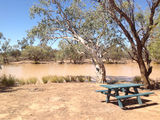 Picture relating to Corni Paroo Waterhole - titled 'Corni Paroo Waterhole'