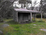 Picture relating to Pretty Valley Hut - titled ''