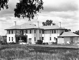 Picture relating to Adelaide Avenue - titled 'Prime Minister's Lodge, Adelaide Avenue, Deakin, from south west.'