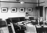 Picture relating to Parliament House - titled 'Cabinet Room, Old Parliament House.'