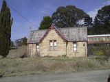 Picture relating to Wallerawang - titled 'Gatekeepers Cottage just south of  Wallerawang'