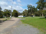 Picture relating to Halls Gap - titled 'Halls Gap Caravan Park'