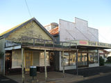 Picture relating to Jandowae - titled 'Jandowae - old shops'