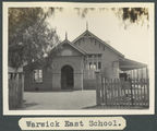 Picture relating to Warwick - titled 'Warwick East State School, ca. 1928'