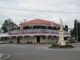 Picture relating to Blackbutt - titled 'Blackbutt - Radnor Hotel'