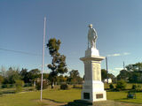 Picture relating to Tiaro - titled 'Tiaro - war memorial'