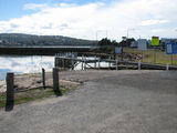 Picture relating to Merimbula Lake - titled 'Boat Ramp'