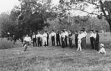 Picture of / about 'Seventeen Mile Rocks' Queensland - Picnic at Seventeen Mile Rocks, Queensland, 1912