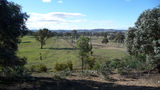 Picture relating to Gungahlin Hill - titled 'View from Gungahlin Hill looking north over Gungahlin'