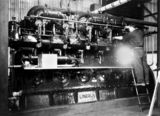 Picture relating to Murgon - titled 'Engine room in the Murgon Butter Factory, 1939'