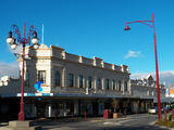 Picture relating to Maryborough - titled 'Cnr of High and Nolan St  Maryborough '