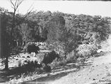 Picture relating to Murrumbidgee River - titled 'Murrumbidgee River downstream from Kambah pool'
