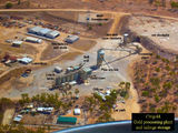 Picture relating to Blackjack Mine (Charters Towers Gold Mines) - titled 'Blackjack Mine (Ctigold Corp Ltd) gold processing plant'