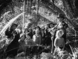 Picture relating to Mount Tamborine - titled 'School excursion on Mount Tamborine, 1935'