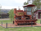 Picture relating to Willow Tree - titled 'Farm machinery'