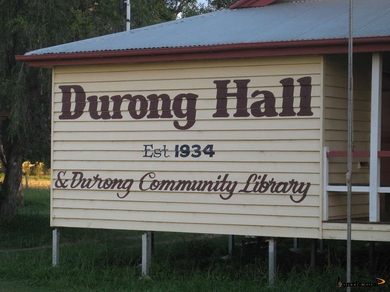 Picture of / about 'Durong South' Queensland - Durong Hall - Durong South
