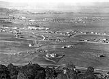 Picture relating to Duntroon - titled 'View from Red Hill over Manuka and Kingston to Duntroon'