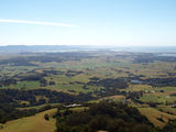 Picture relating to Illawarra Range - titled 'View from Saddleback Mountain viewing platform 3.'