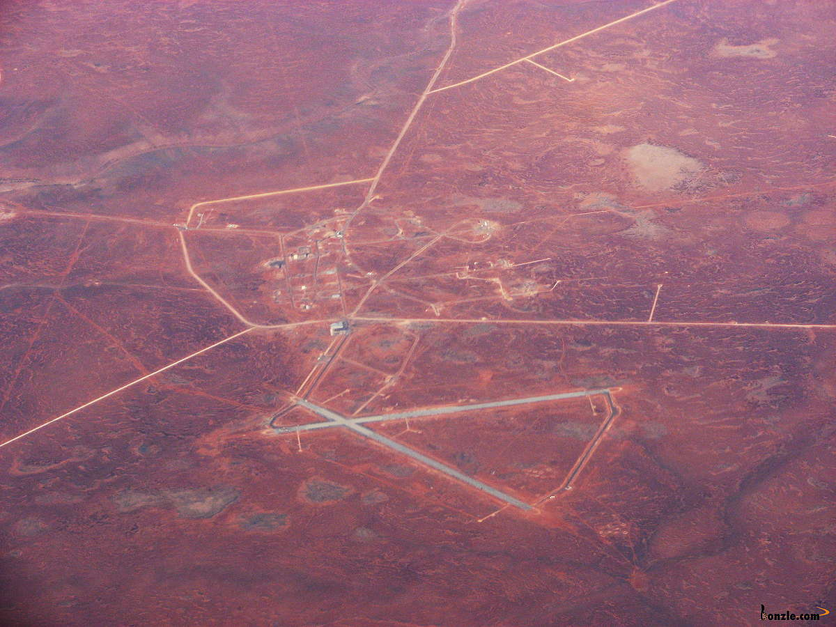 Picture of / about 'Woomera' South Australia - Woomera Test Facility