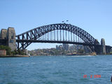 Picture relating to Sydney Harbour - titled 'Sydney Harbour Bridge 1'