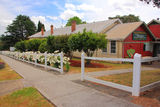 Picture relating to Pemberton - titled 'Karri Visitors Centre, Pemberton WA'