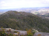Picture relating to Porongurup National Park - titled 'On top of Devils Slide'