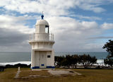 Picture relating to East Ballina - titled 'Richmond River Lighthouse at East Ballina'