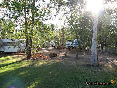 Picture of / about 'Leliyn (Edith Falls)' the Northern Territory - Camping Ground