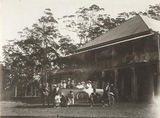Picture relating to Tamborine Mountain - titled 'Capi di Monte Guesthouse at Tamborine Mountain, 1917'