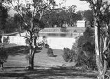 Picture relating to Red Hill - titled 'Water Reservoir, Red Hill.'