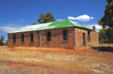 Picture relating to Arthur River - titled 'Old shearers' quarters, Arthur River WA'