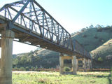 Picture relating to Yass Road - titled 'Taemas Bridge'