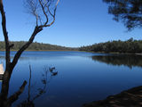 Picture relating to Lake Leschenaultia - titled 'Lake Leschenaultia'