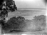 Picture relating to Red Hill - titled 'Panorama from Red Hill to Kingston Power Station, see1359.'