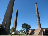 Picture relating to Alexandria - titled 'Old Sydney Brickworks'