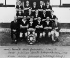 Picture relating to Rockhampton - titled 'Rockhampton Grammar School's Rugby League Team, 1930'