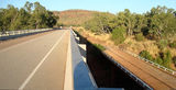 Picture relating to Victoria River - titled 'Victoria River bridges NT'