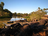 Picture relating to Cullyamurra Waterhole - titled 'Cullyamurra Waterhole'