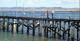 Jetty at Port Augusta