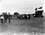 Picture relating to Acton - titled 'Part of crowd at School Sports Day at Acton Sports Ground'